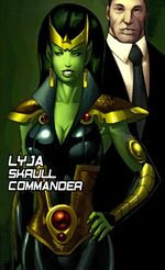 Lyja (Earth-10021) from What If? Secret Invasion Vol 1 1 001
