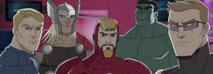 Marvel's Avengers Assemble Season 1 2 Screenshot
