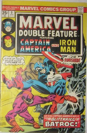 Marvel Double Feature Vol 1 9