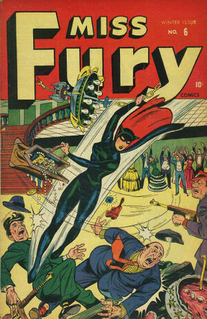 Miss Fury Vol 1 6