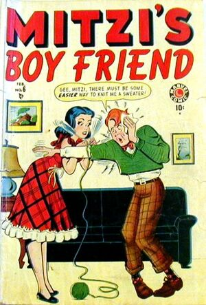 Mitzi's Boy Friend Vol 1 6