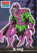 Nathaniel Richards (Kang) (Earth-6311) from Marvel Legends (Trading Cards) 0001