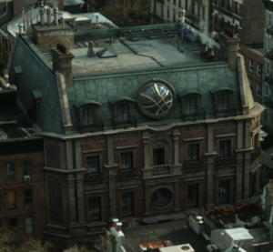 New York Sanctum from Doctor Strange (film) 001