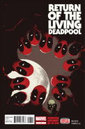 Return of the Living Deadpool Vol 1 1