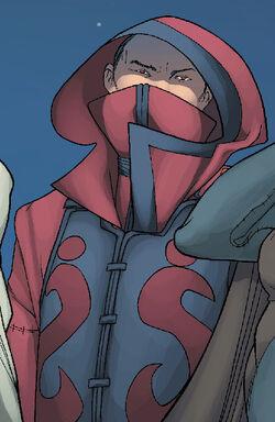 Robert Minoru (Earth-616) from Runaways Vol 1 15 001