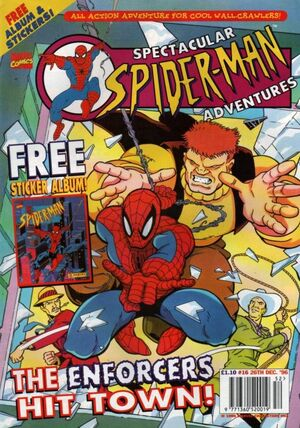 Spectacular Spider-Man (UK) Vol 1 016