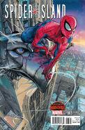 Spider-Island Vol 1 3 Manga Variant