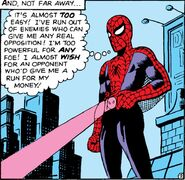 Spider-Man's Spider-Signal (Earth-616) from Amazing Spider-Man Vol 1 3 0002