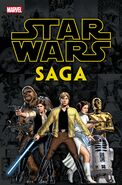 Star Wars Saga Vol 1 1 Solicit