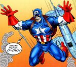 Steven Rogers (Earth-3839) from Batman and Captain America Vol 1 1 001