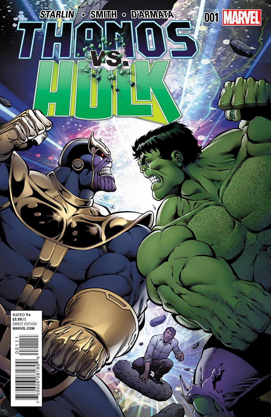 Infinity War Fotos >> Thanos vs. Hulk Vol 1 1 | Marvel Database | FANDOM powered by Wikia