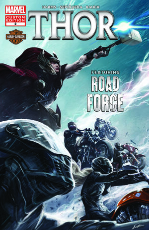 Thor Road Force Vol 1 2