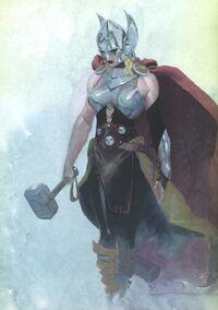 Thor Vol 4 1 Ribic Variant Textless