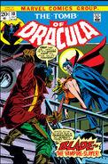 Tomb of Dracula Vol 1 10