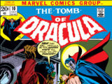Tomb of Dracula Vol 1 10