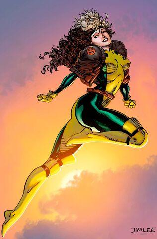 File:Uncanny Avengers Vol 3 25 X-Men Trading Card Variant Textless.jpg