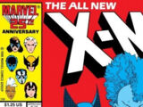 Uncanny X-Men Annual Vol 1 1986