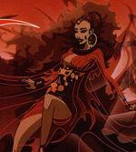 Wanda Maximoff (Earth-TRN719) from Avengers Fairy Tales Vol 1 2 0001