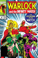 Warlock and the Infinity Watch Vol 1 2