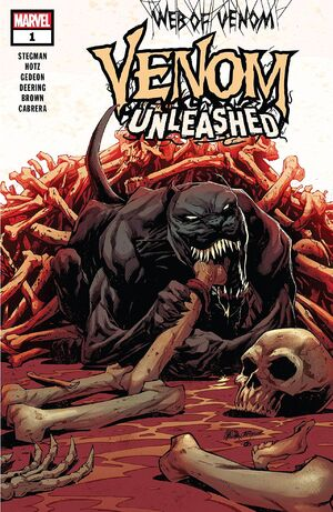 Web of Venom Unleashed Vol 1 1