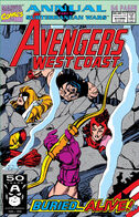 West Coast Avengers Annual Vol 2 6