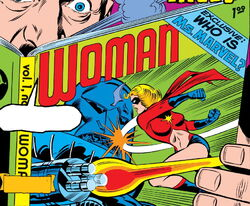 Woman Magazine (Earth-616) from Ms. Marvel Vol 1 6 0001