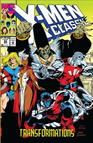 X-Men Classic Vol 1 94
