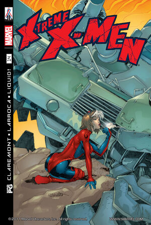 X-Treme X-Men Vol 1 14