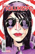 All-New Hawkeye Vol 1 1 Lemire Variant
