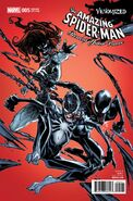 Amazing Spider-Man Renew Your Vows Vol 2 5 Venomized Variant
