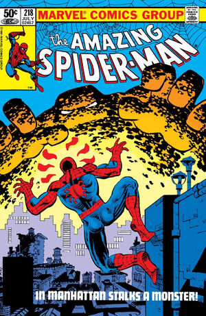 Amazing Spider-Man Vol 1 218