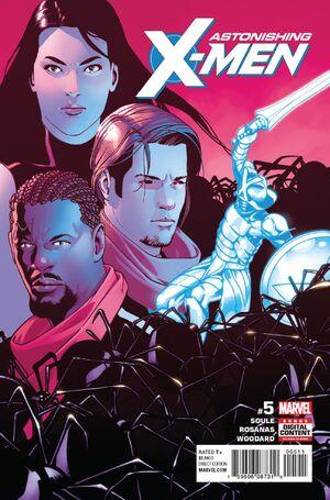 Astonishing X-Men Vol 4 5
