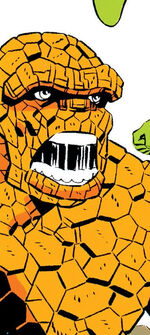 Benjamin Grimm (Earth-691) from Guardians of the Galaxy Annual Vol 1 3 0001