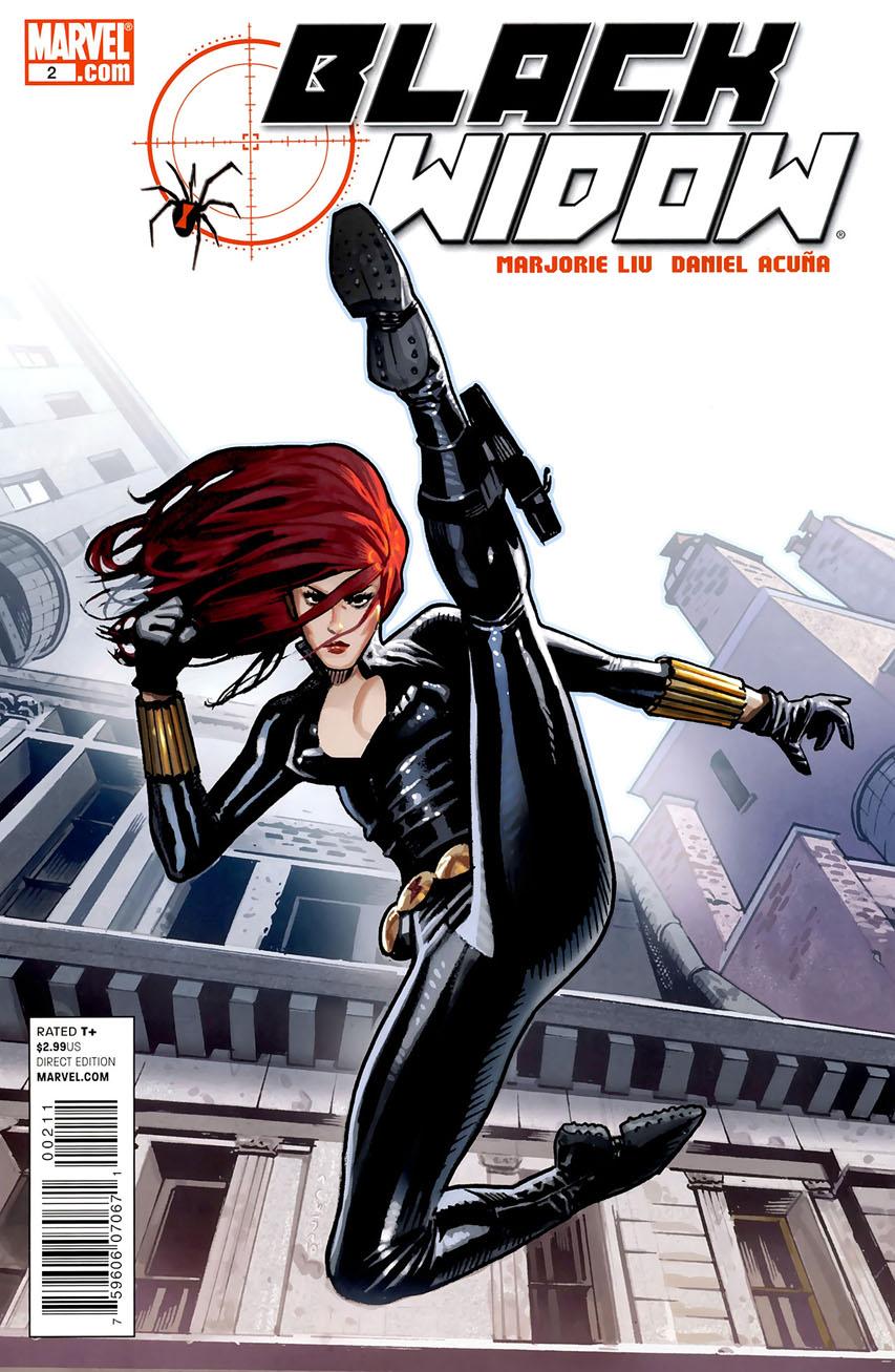 Black widow marvel - photo#48
