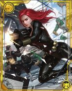 Black Widow from Marvel War of Heroes 002