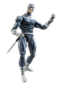 Bullseye (Lester) (Earth-616) from Marvel Universe (Toys) Series I Wave I 0001