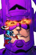 Captain America & the Korvac Saga Vol 1 4 Textless