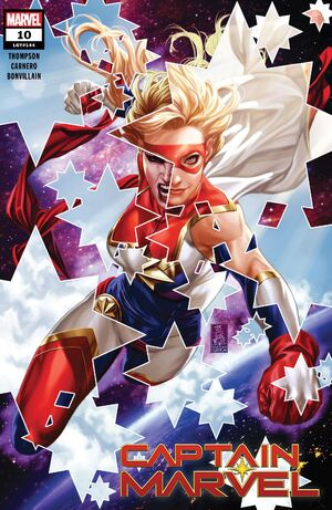 Captain Marvel Vol 10 10