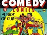 Comedy Comics Vol 1 9