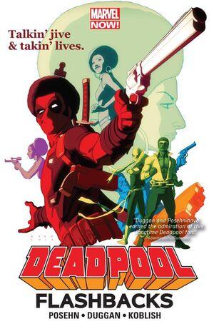 Deadpool Flashbacks Vol 1 1