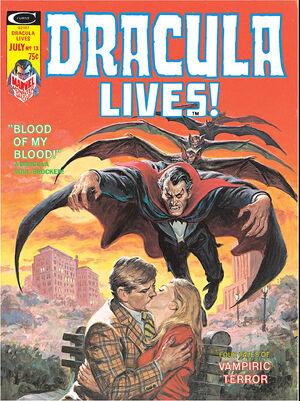 Dracula Lives Vol 1 13