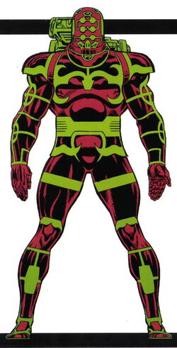 Eson (Earth-616) from Official Handbook of the Marvel Universe Master Edition Vol 1 17 001