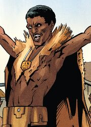 Jakarra (Earth-616) from Rise of the Black Panther Vol 1 5 001