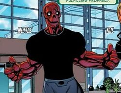Ken Mack (Earth-616) from Avengers Academy Vol 1 6