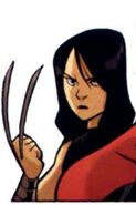 Laura Kinney (Earth-5631) Wolverine and Power Pack Vol 1 2