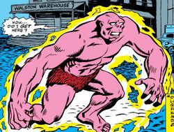 Lincoln Brickford (Earth-616) from Incredible Hulk Vol 1 105