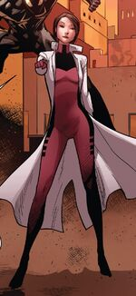 Lori Baumgartner (Earth-1610) from Spider-Man (2016) 236 006