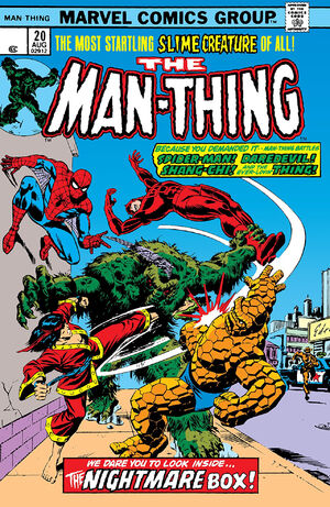Man-Thing Vol 1 20
