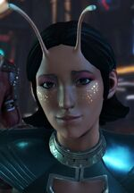 Mantis (Earth-TRN626) from Marvel's Guardians of the Galaxy The Telltale Series 001