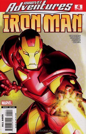 Marvel Adventures Iron Man Vol 1 4